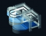 110 sklop scensko-gledalisnih prostora - 3D model, J. Telic