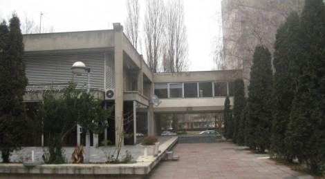 Beograd DK Studentski grad