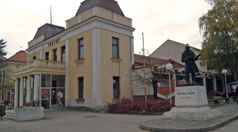 Knjaževsko-srpski teatar Kragujevac