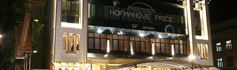 """Madlenianum""- Opera i teatar - Zemun"