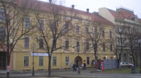 """Narodno pozorište """"Toša Jovanović"""" Zrenjanin"""