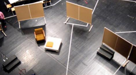 Scenski prostor - Stage design, Nataša Murge Savić & Siniša Ilić, photo Siniša Ilić