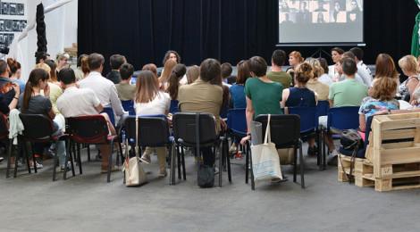 Razgovori o scenskom dizajnu – Studentska sekcija Srbije na Praškom kvadrijenalu 2015. / NOVI SAD / FOTOGRAFIJE I VIDEO SA DOGAĐAJA