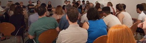 Razgovori o scenskom dizajnu – Studentska sekcija Srbije na Praškom kvadrijenalu 2015. / BEOGRAD