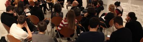"""ODRŽANA PROMOCIJA KATALOGA """"PROCES: SRBIJA NA PRAŠKOM KVADRIJENALU SCENSKOG DIZAJNA I SCENSKOG PROSTORA 2015."""""""