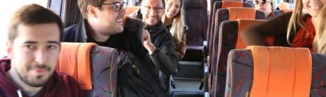 Master studenti učestvovali u radionici pod vođstvom Tomija Janežiča u Sloveniji