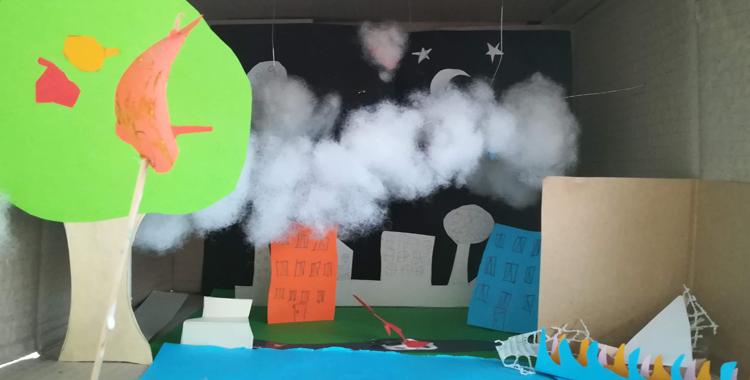 Scen na Youth fair-u