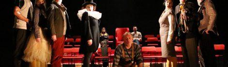 Potpisan sporazum o umetničko-istraživačkoj i poslovno-tehničkoj saradnji sa Šabačkim pozorištem